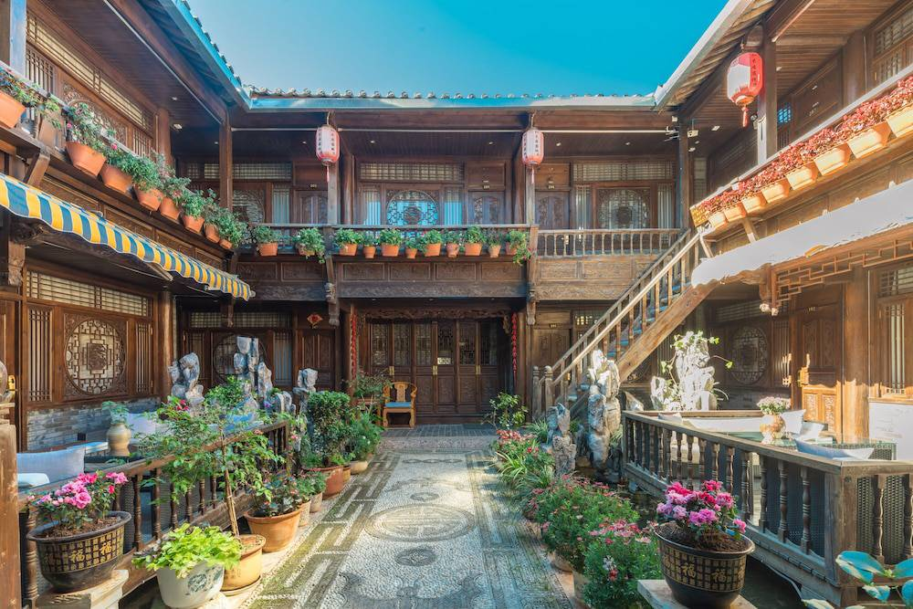 Lijiang He Mu Ju Inn Fairview Branch