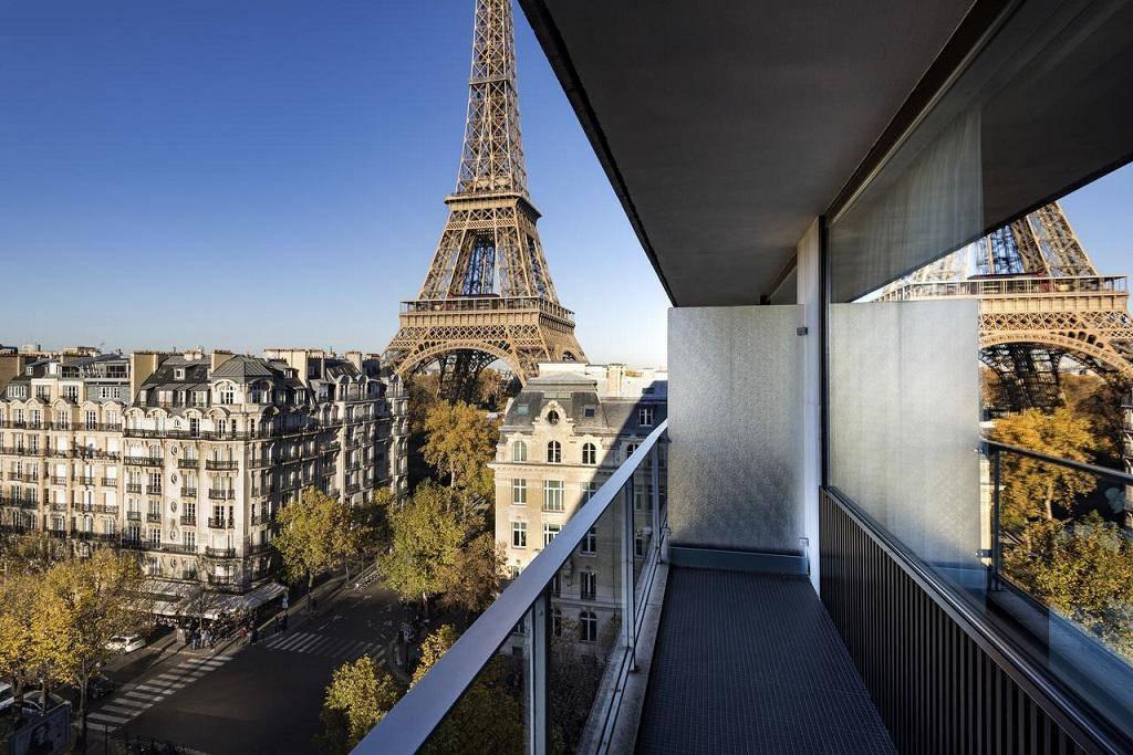 Hotel Pullman Paris Tour Eiffel
